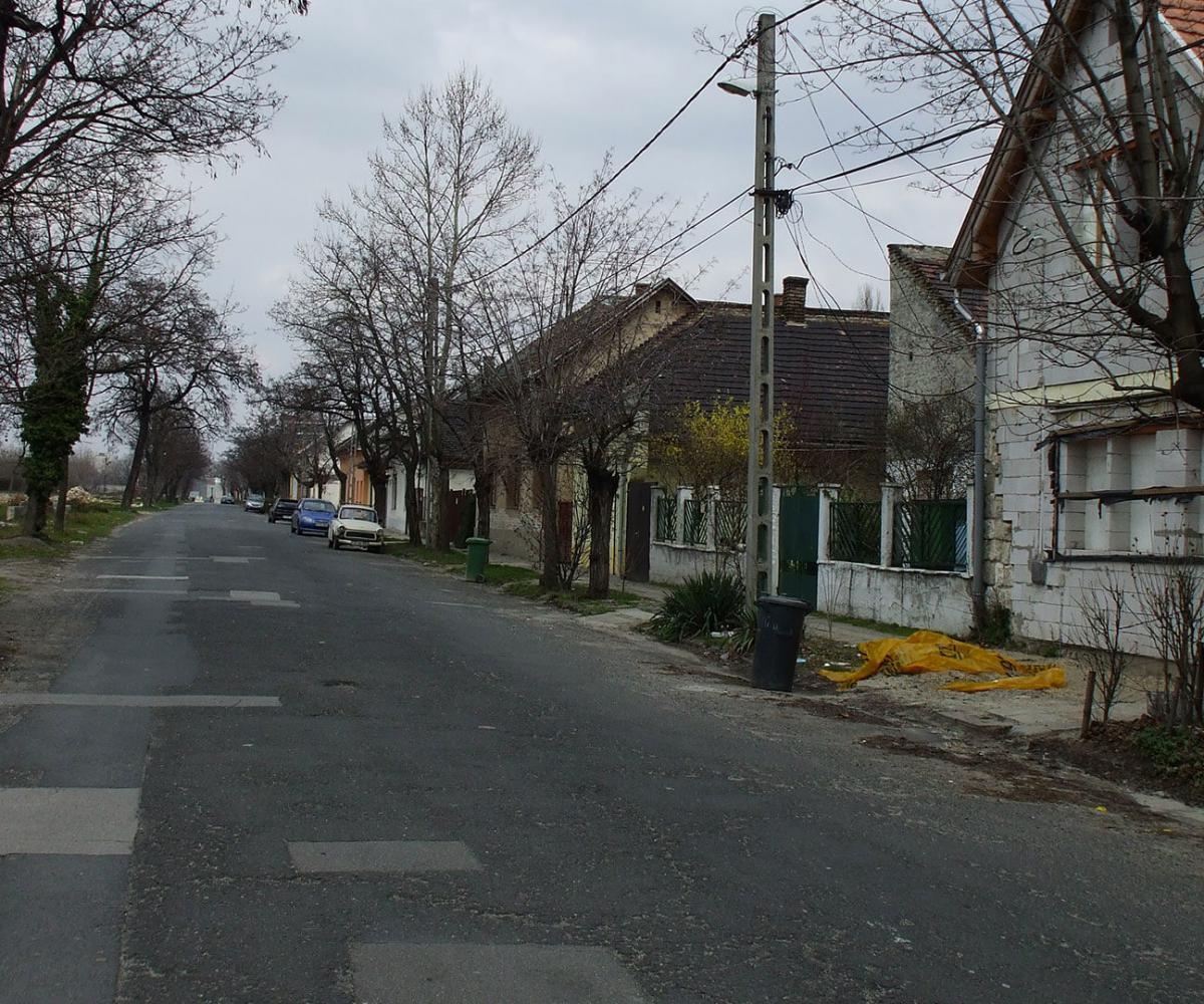 Budapest, Magyar utca - saját beruházás