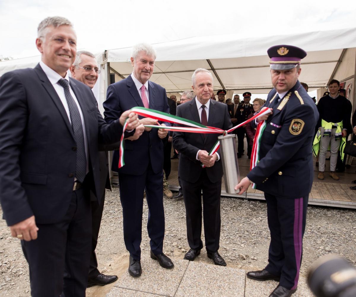 Berettyóújfalun épül az ország első börtönkórháza
