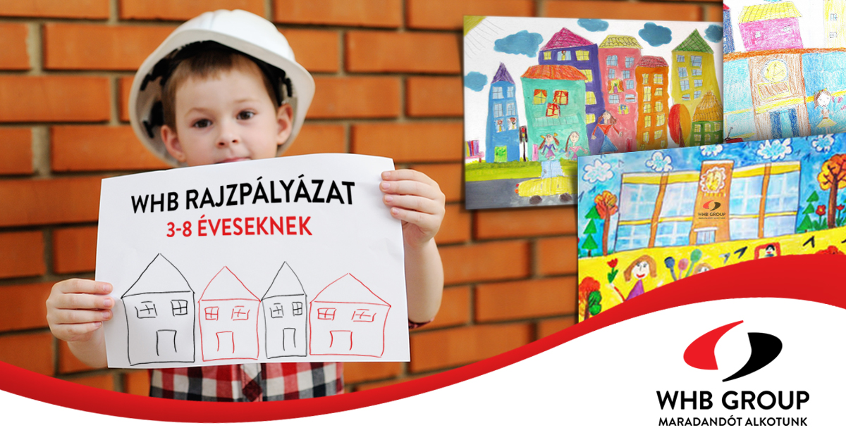 Gyereknapi rajzpályázatot hirdet a WHB Group