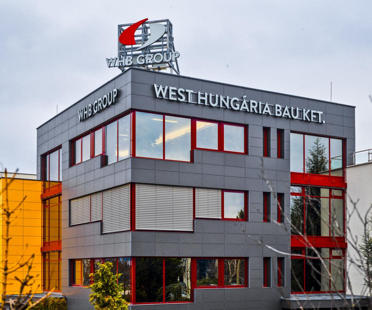 Modernizálta győri gépparkját a WEST HUNGÁRIA BAU Kft.