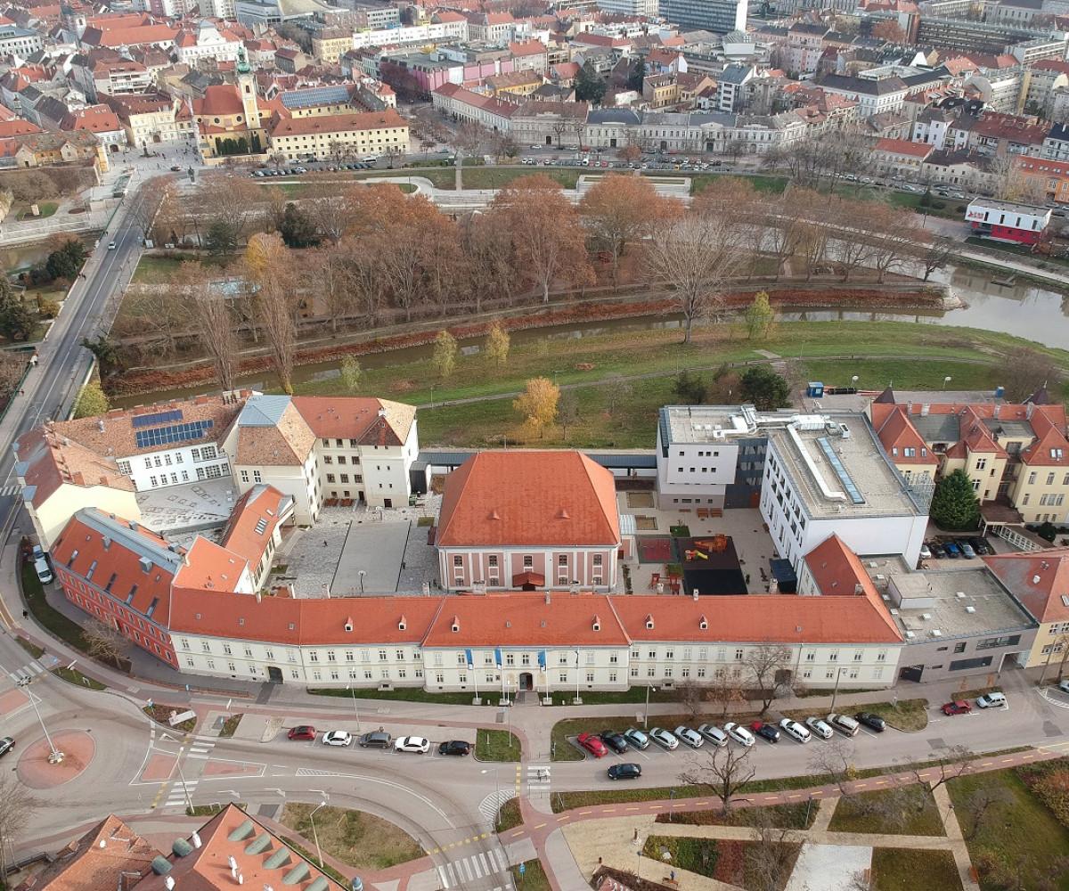 Amire büszkék vagyunk #1: az Insula Lutherana épületegyüttes