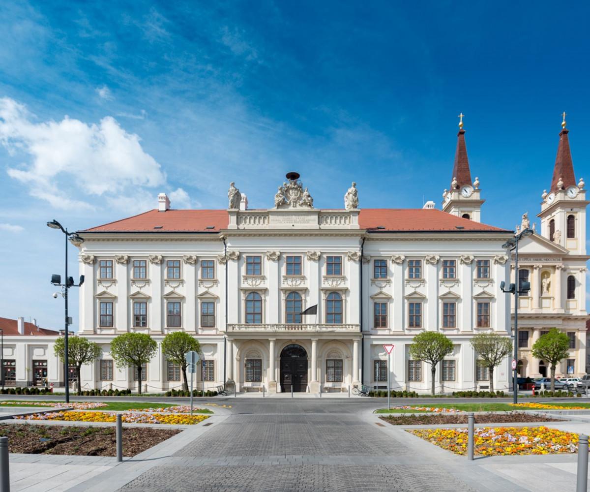 Amire büszkék vagyunk #2: Püspöki Palota – Szombathely