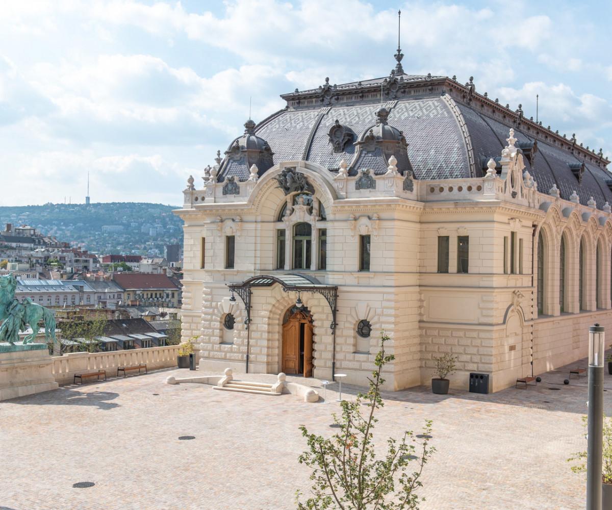 Így néz ki jelenleg a Budavári Palotanegyed - galéria