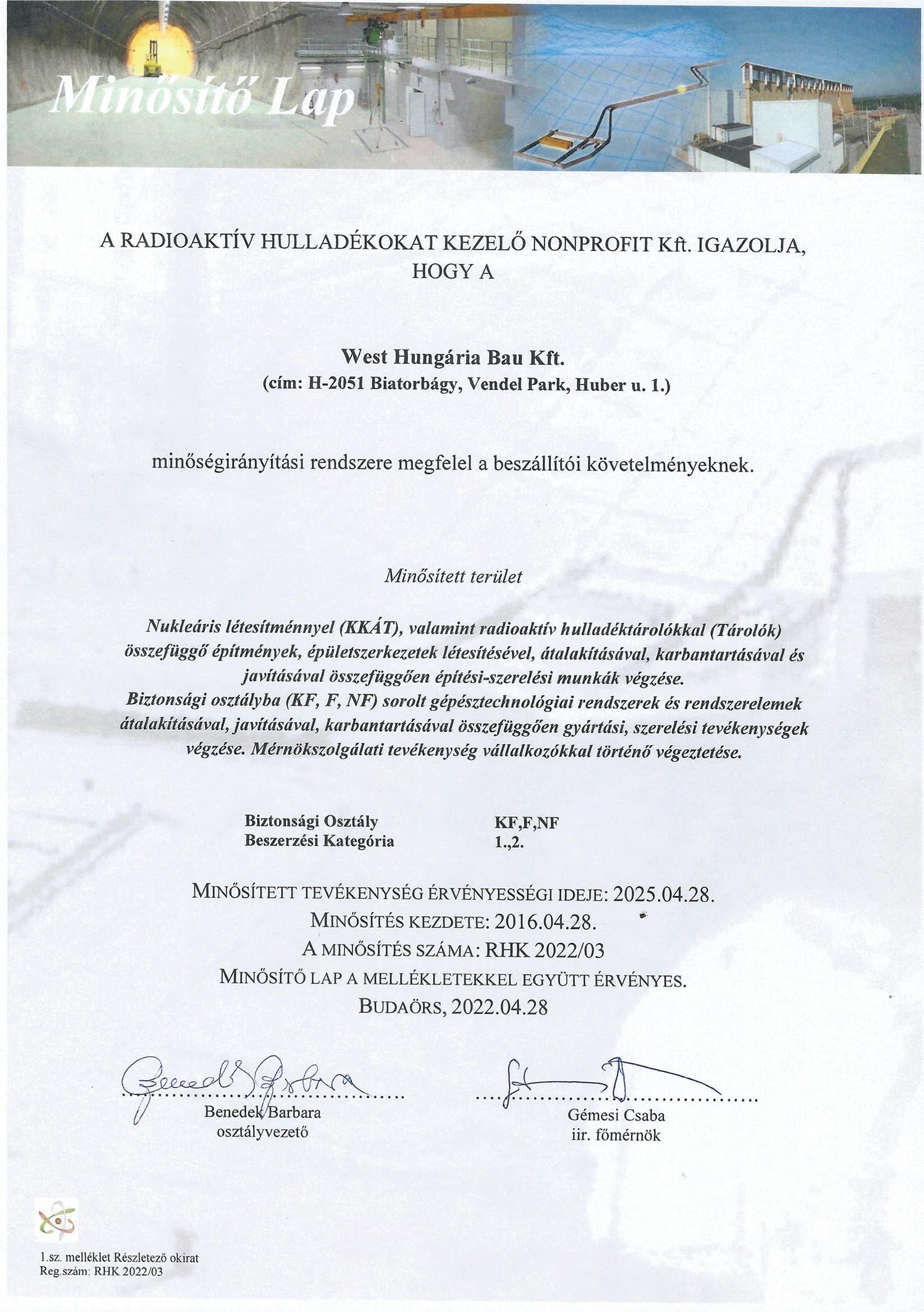 minosito_lap MVM PA Zrt. KM 72-2019-1